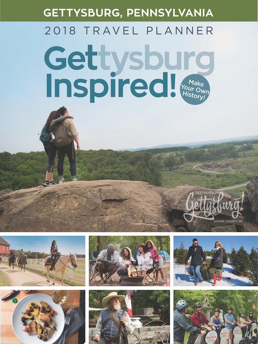 Gettysburg, Pennsylvania Travel Planner
