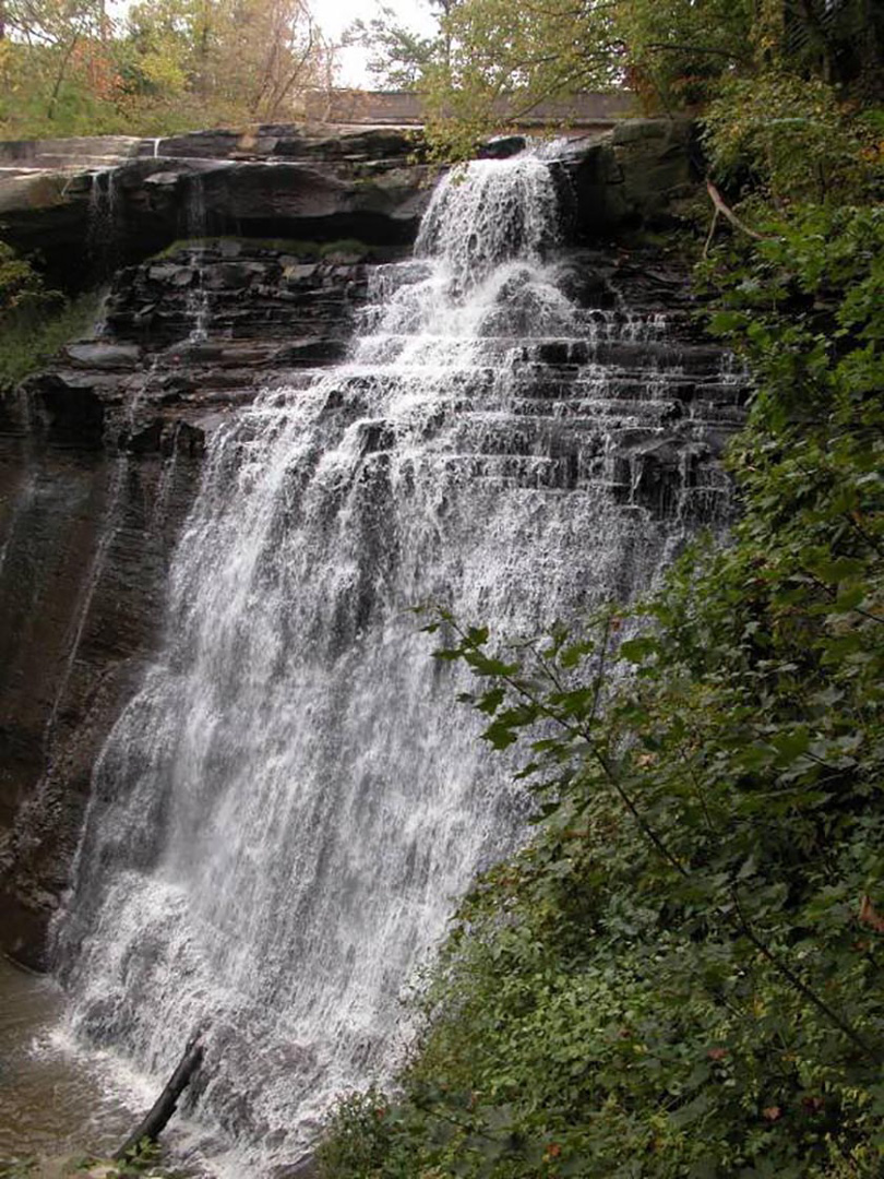 Brandywine Waterfalls, Cuyahoga Valley National Park