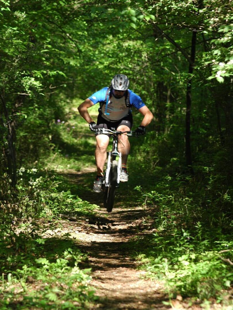 Mountain Biking, State College, PA