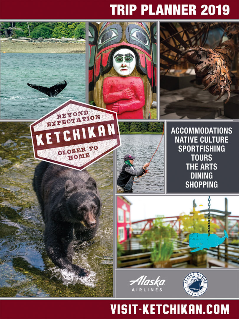 Ketchikan Alaska Travel Planner