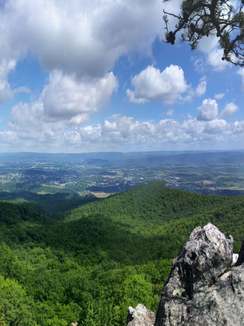 High Rocks at Crystal Springs, Wytheville, VA