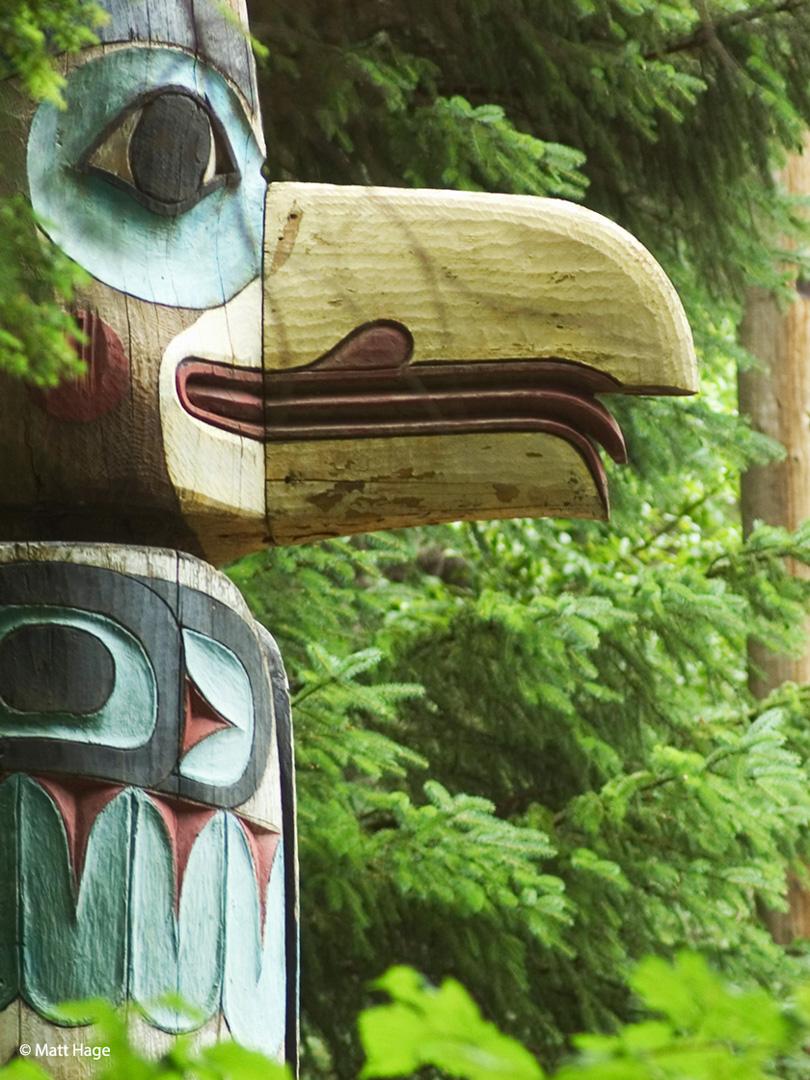 Visit Alaska, Totem, Culture