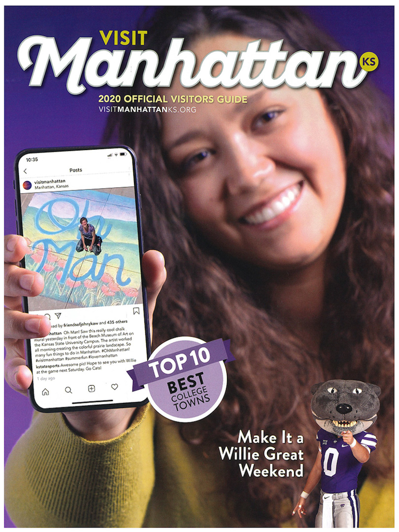 Manhattan Kansas 2020 Official Visitor's Guide