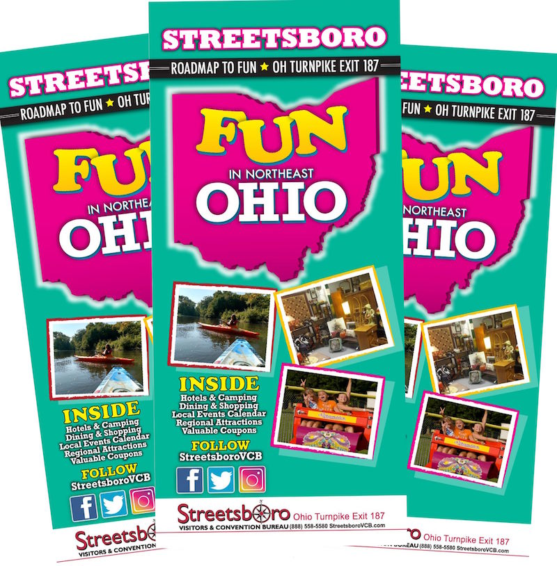 Streetsboro Ohio Visitors Guide 2020