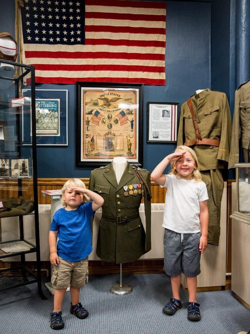 Clinton County Historical Museum, Plattsburgh, New York