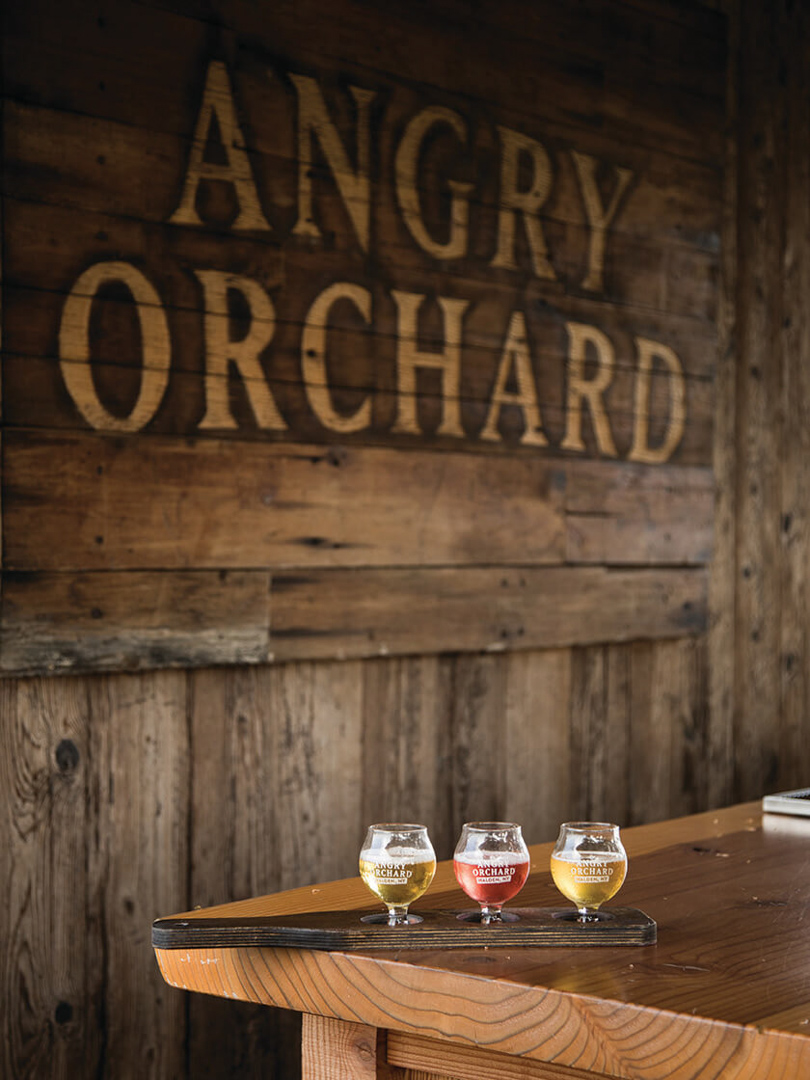 Angry Orchard, Cider Bar, Walden, New York