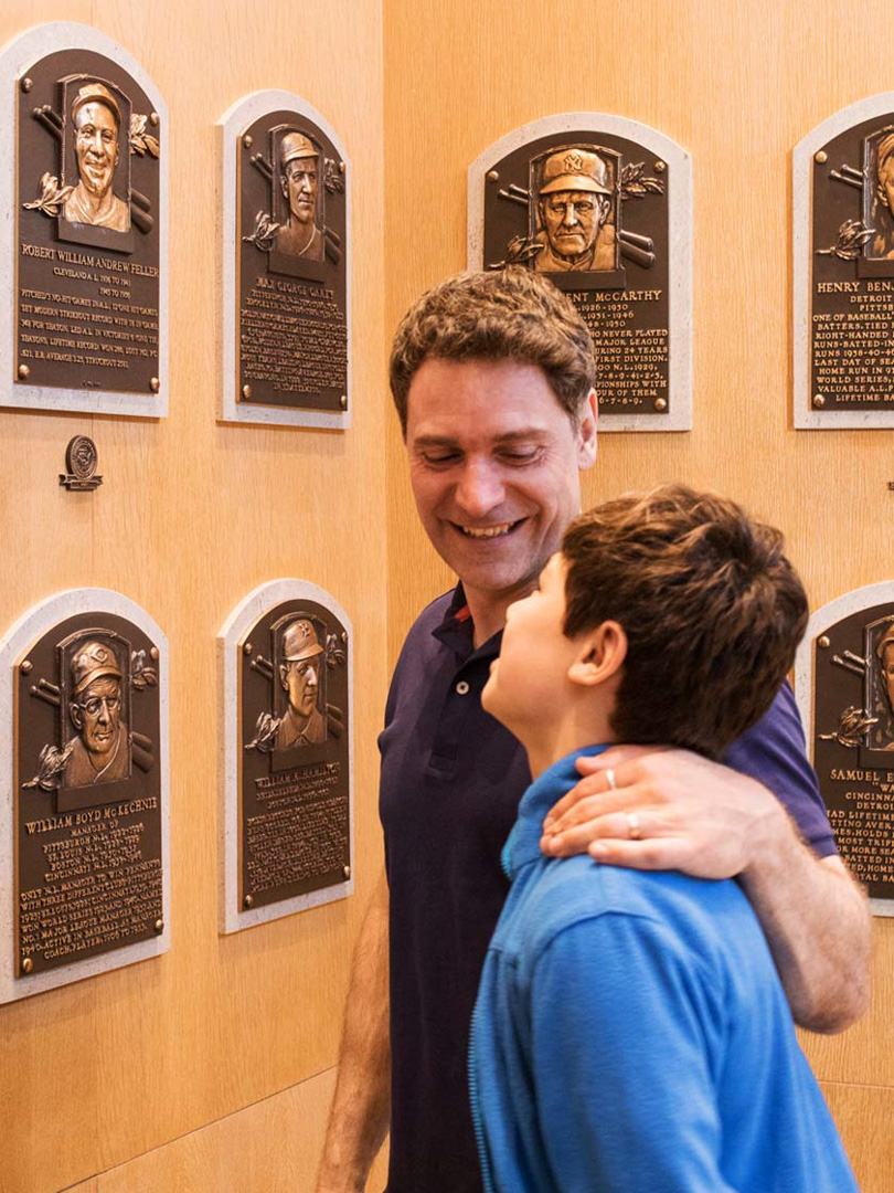 National Baseball Hall of Fame, Cooperstown, NY