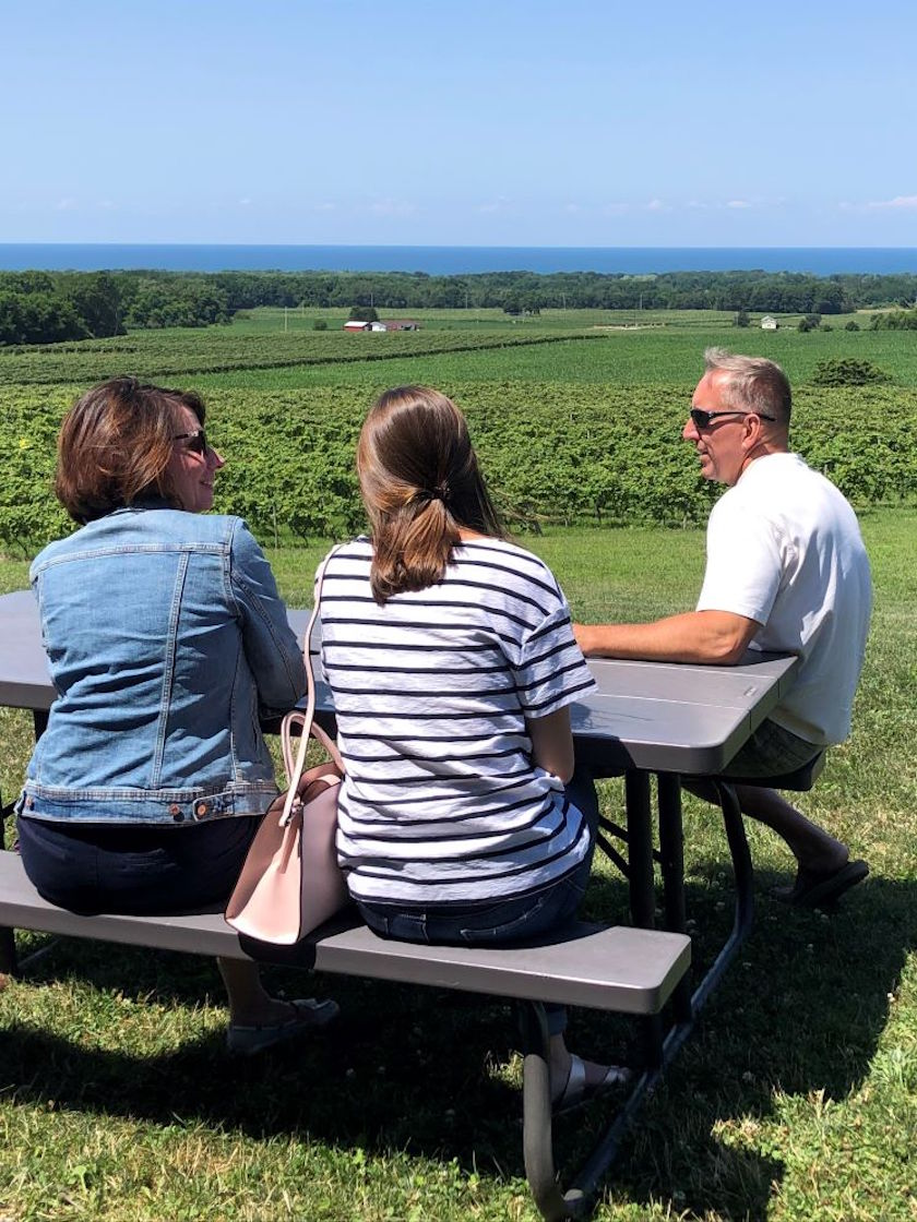 Lake Erie Wine Country, NY
