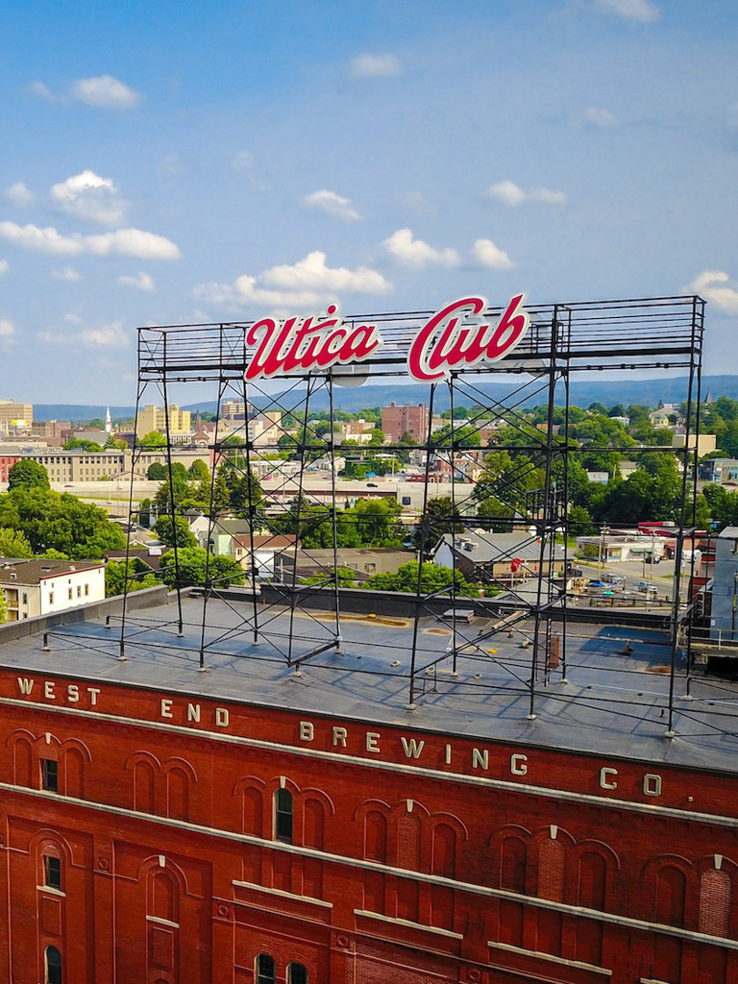 Matt Brewing Company, Utica, NY