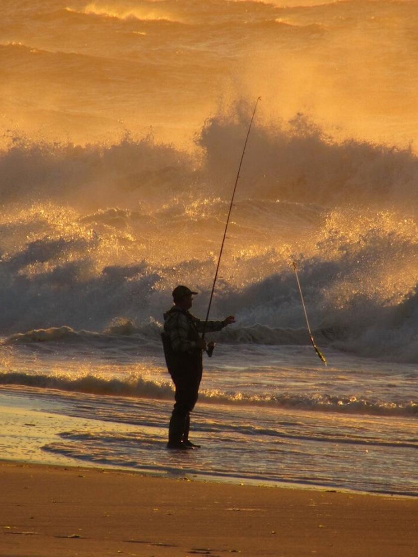Fishing in Montauk, NY