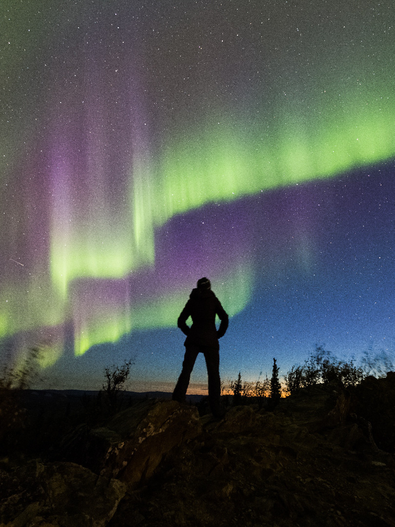 Aurora Borealis, Fairbanks, AK