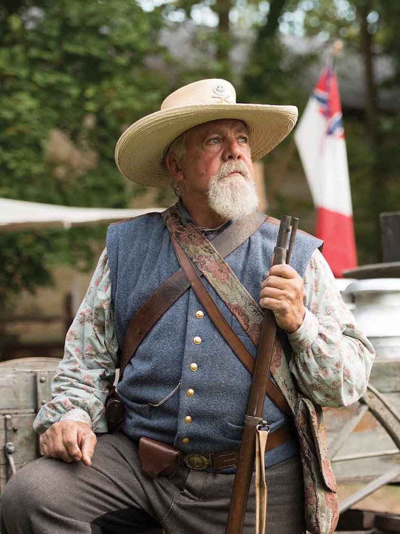 Living History, Gettysburg, PA