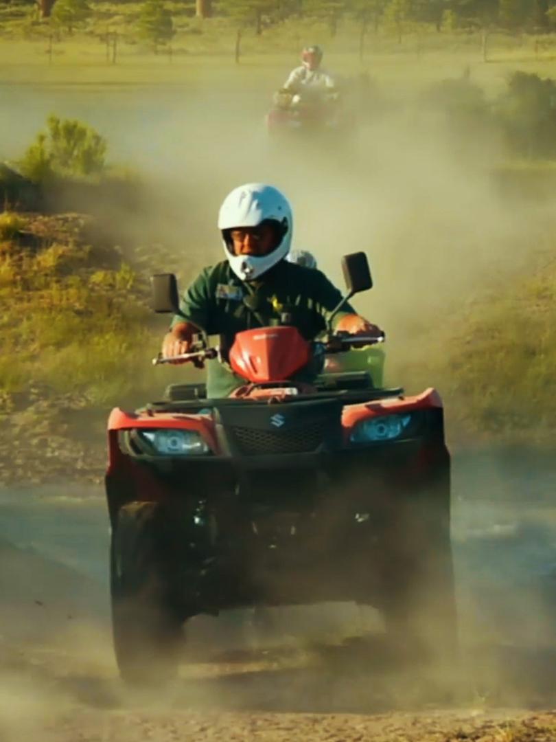 Four-Wheeling, Cody/Yellowstone, WY