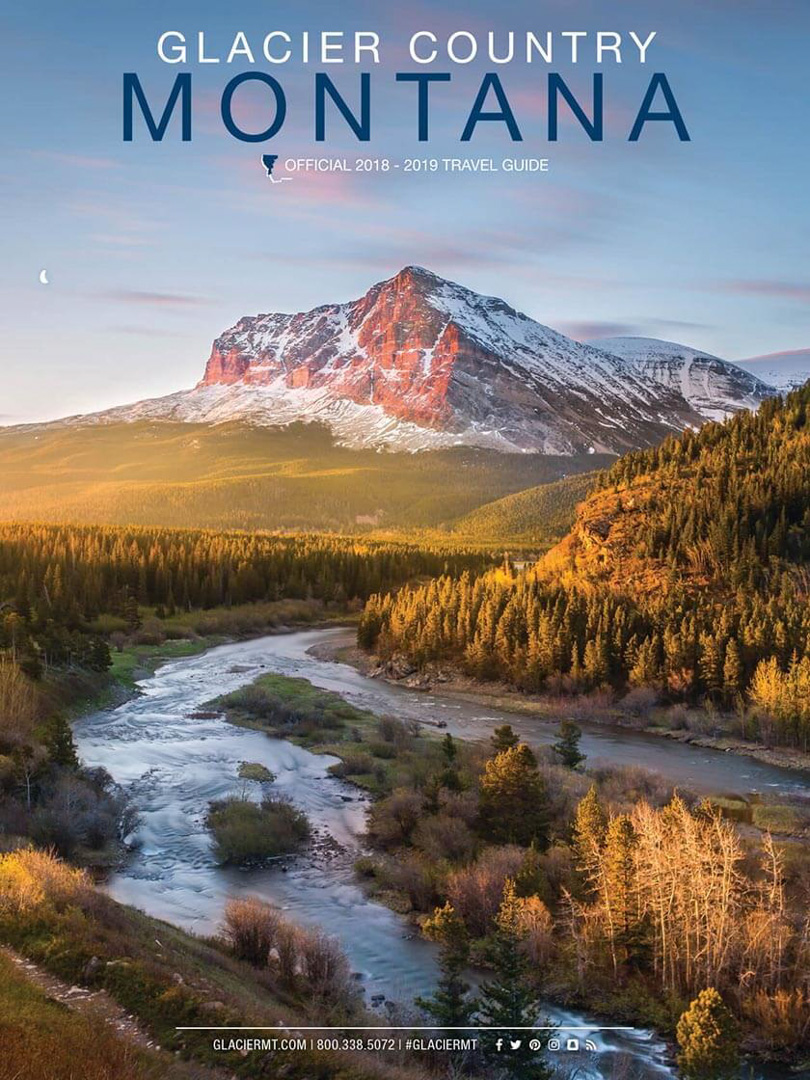 Glacier Country Travel Guide, MT