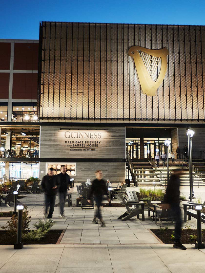Guinness Brewery, Maryland