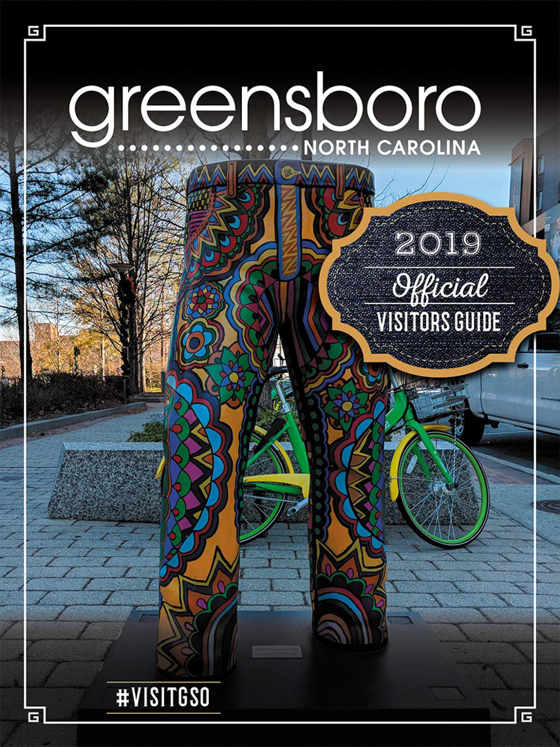 Greensboro, NC, Visitors Guide