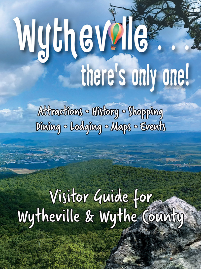 Wytheville, Virginia Visitors Guides