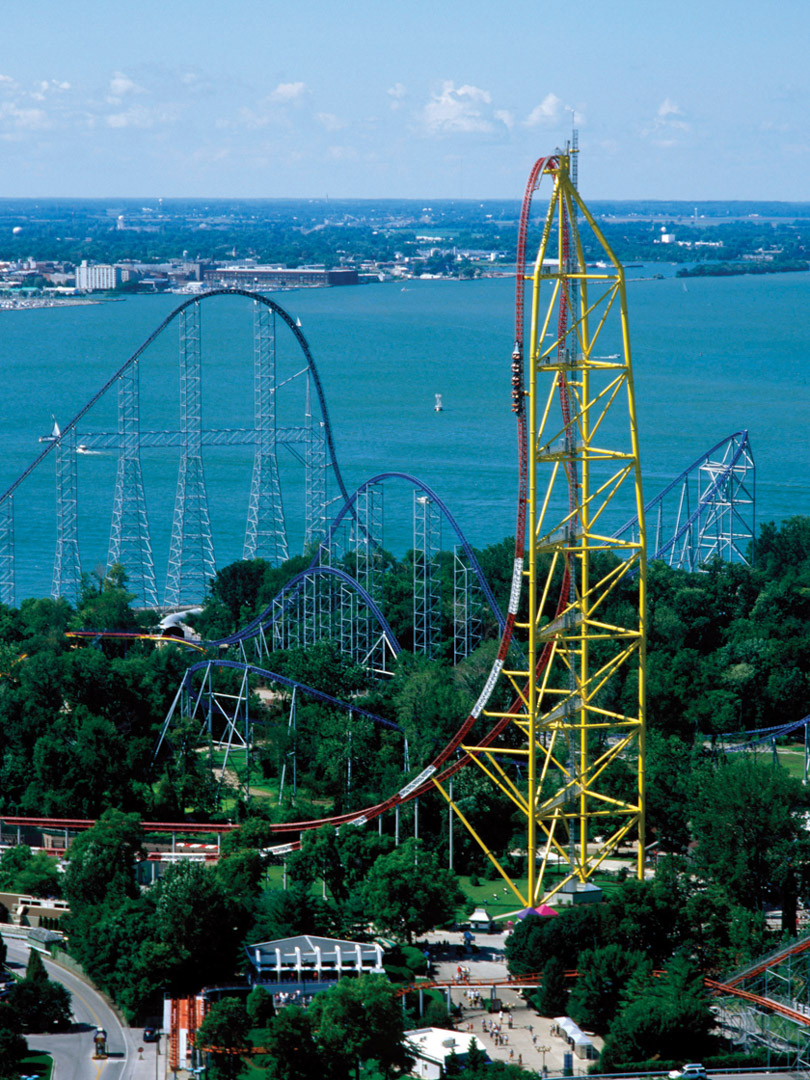 Cedar Point, Lake Erie Shores, Ohio