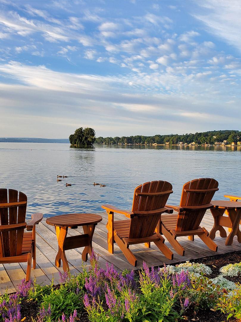 Lake Houseon