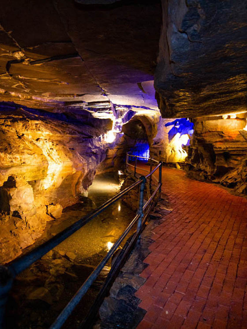 Howe Caverns, Howes Cave, NY