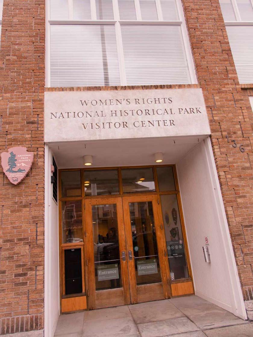 Women's Rights National Historic Park, Seneca Falls, NY