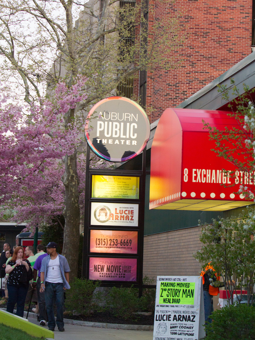 Auburn Public Theater, Auburn, NY
