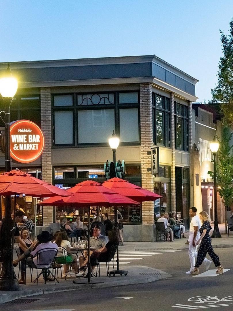 Downtown Oregon City, Oregon