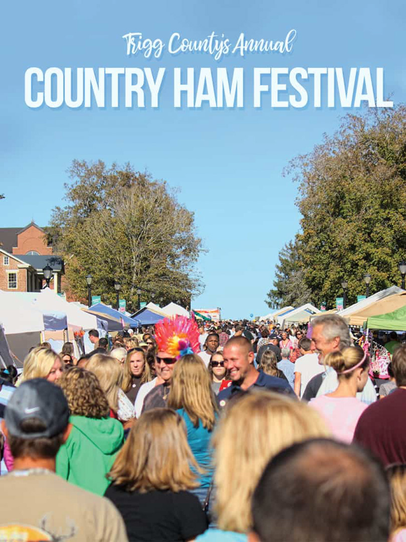 Annual Trigg County, KY, Country Ham Festival
