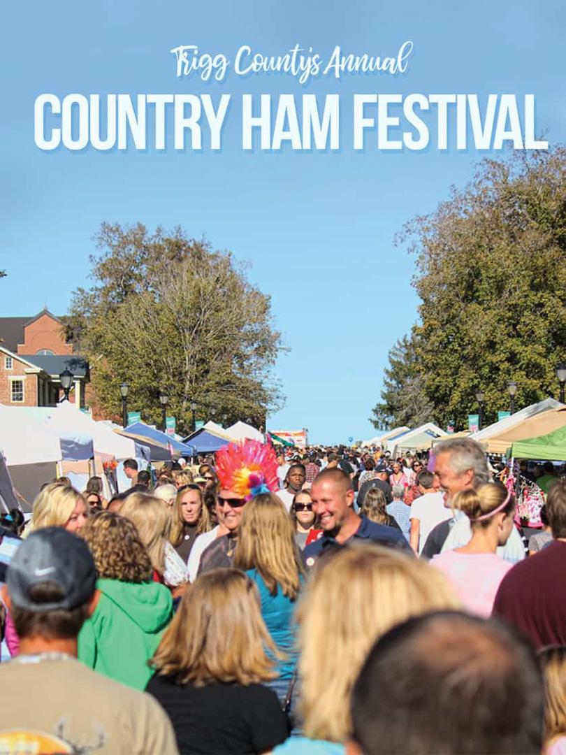 Annual Trigg County, KY, Country Ham Festival