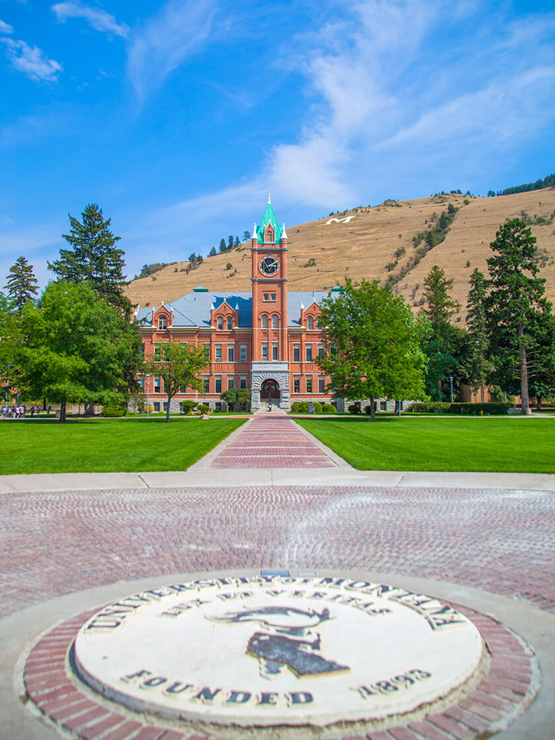 University of Montana Campus, Missoula, MT