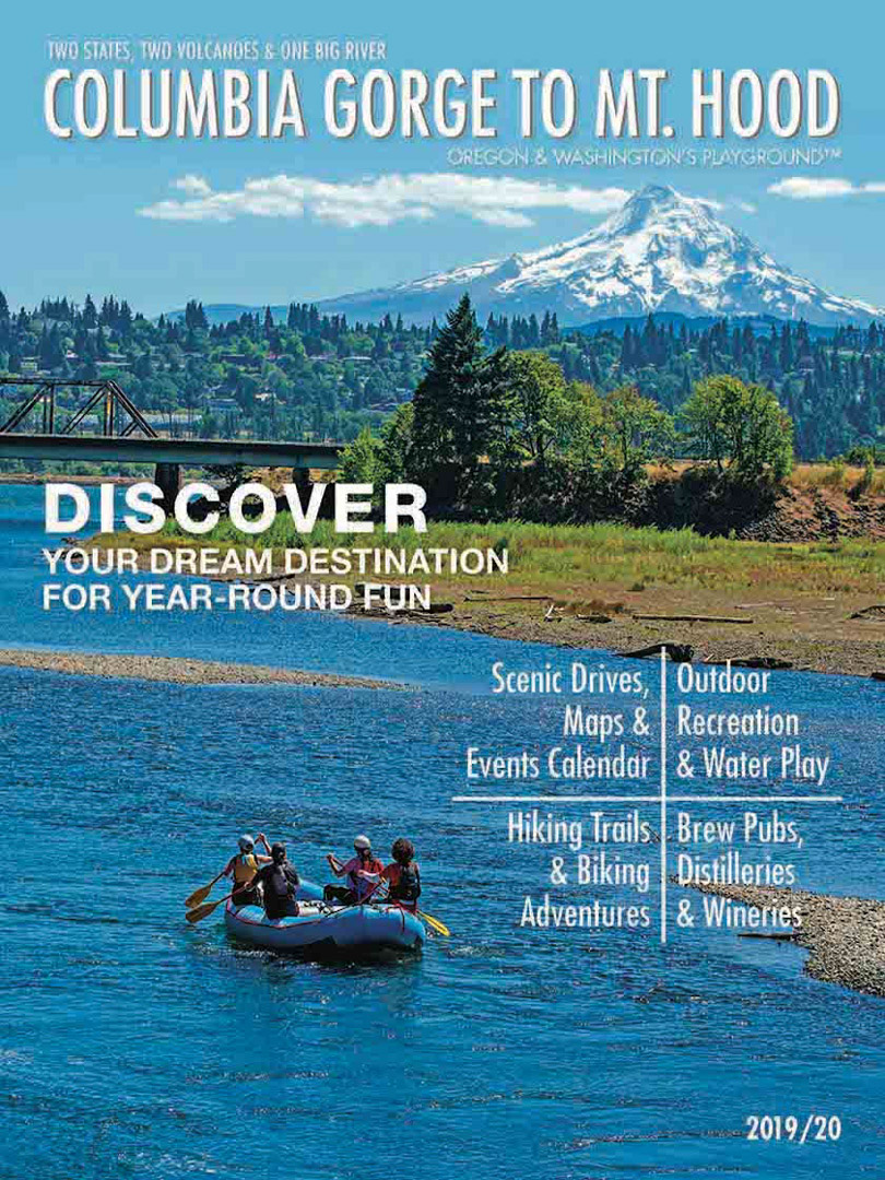 Mt. Hood - Columbia Gorge, OR, Travel Guide