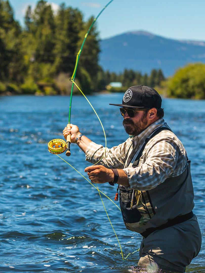 Fishing, Klamath, OR