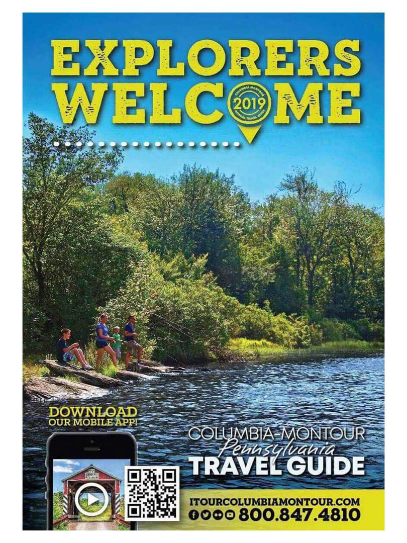 Columbia-Montour Counties,PA -  Visitors Guide