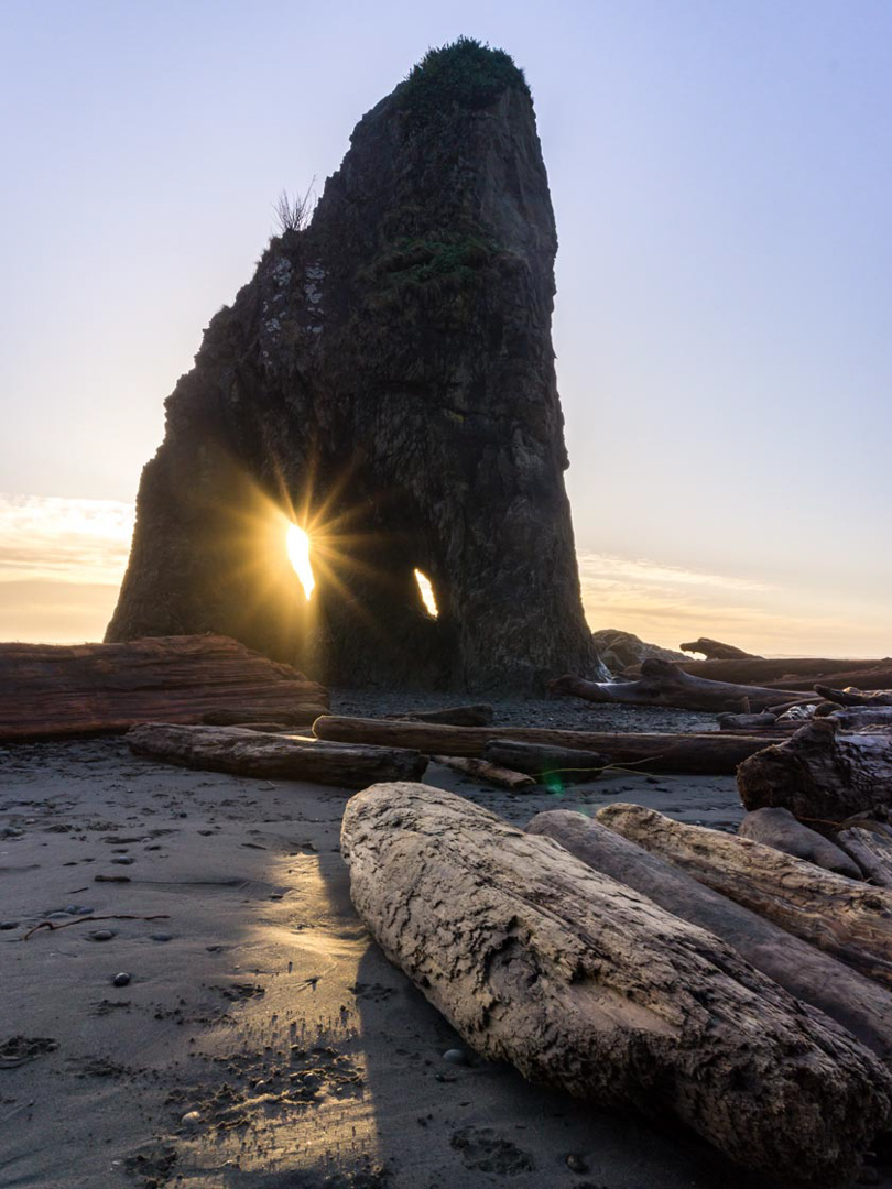 Rialto Beach, Olympic National Park, WA