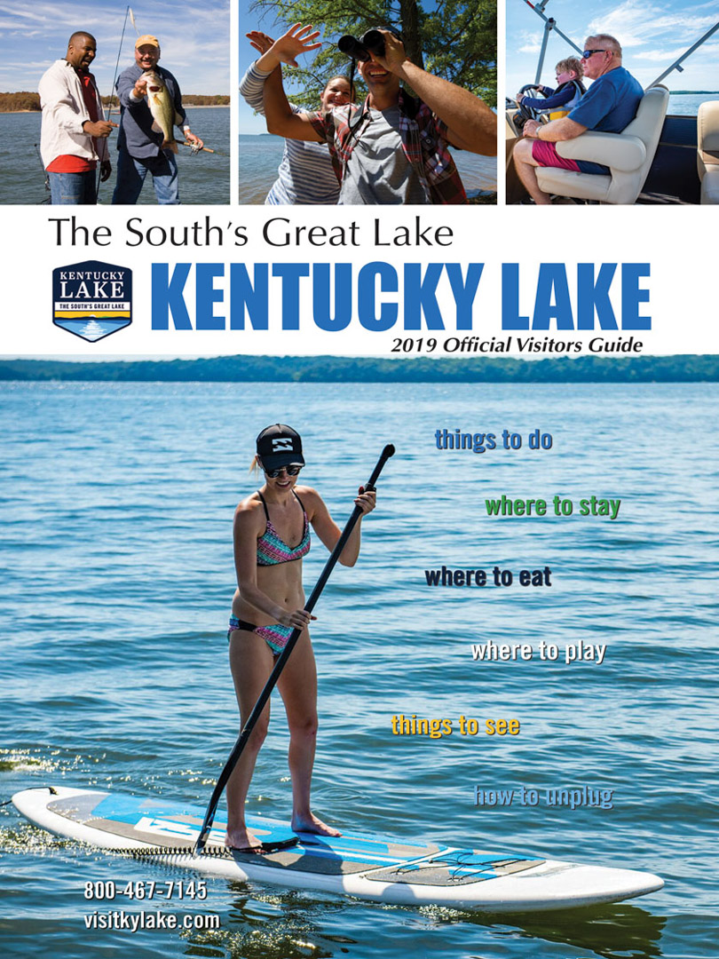 Kentucky Lake, KY, Visitors Guide