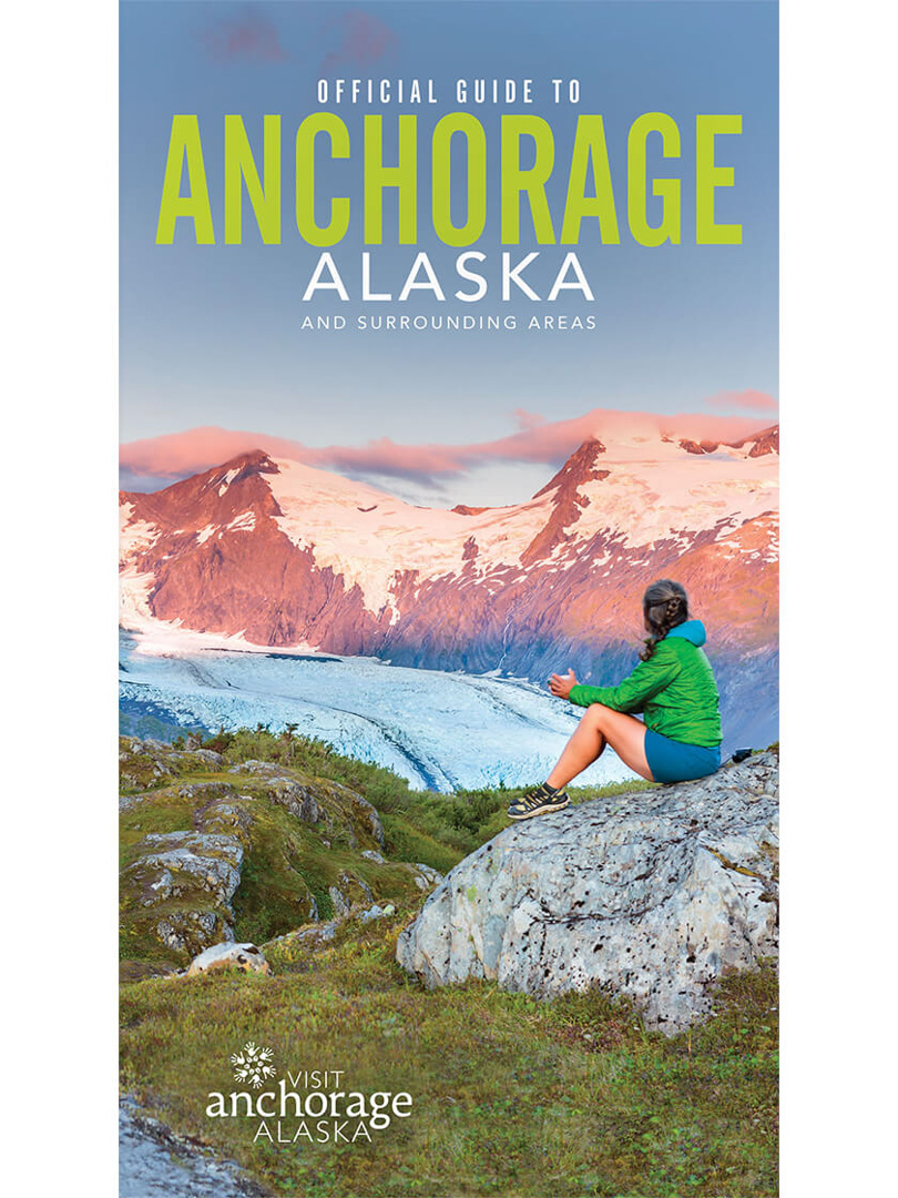 Official Visitors Guide to Anchorage, AK