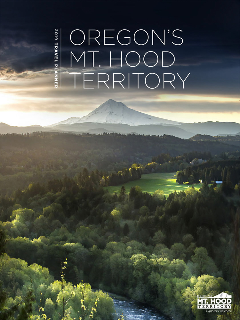 Oregon's Mt. Hood Territory, Oregon,  Trip Planner