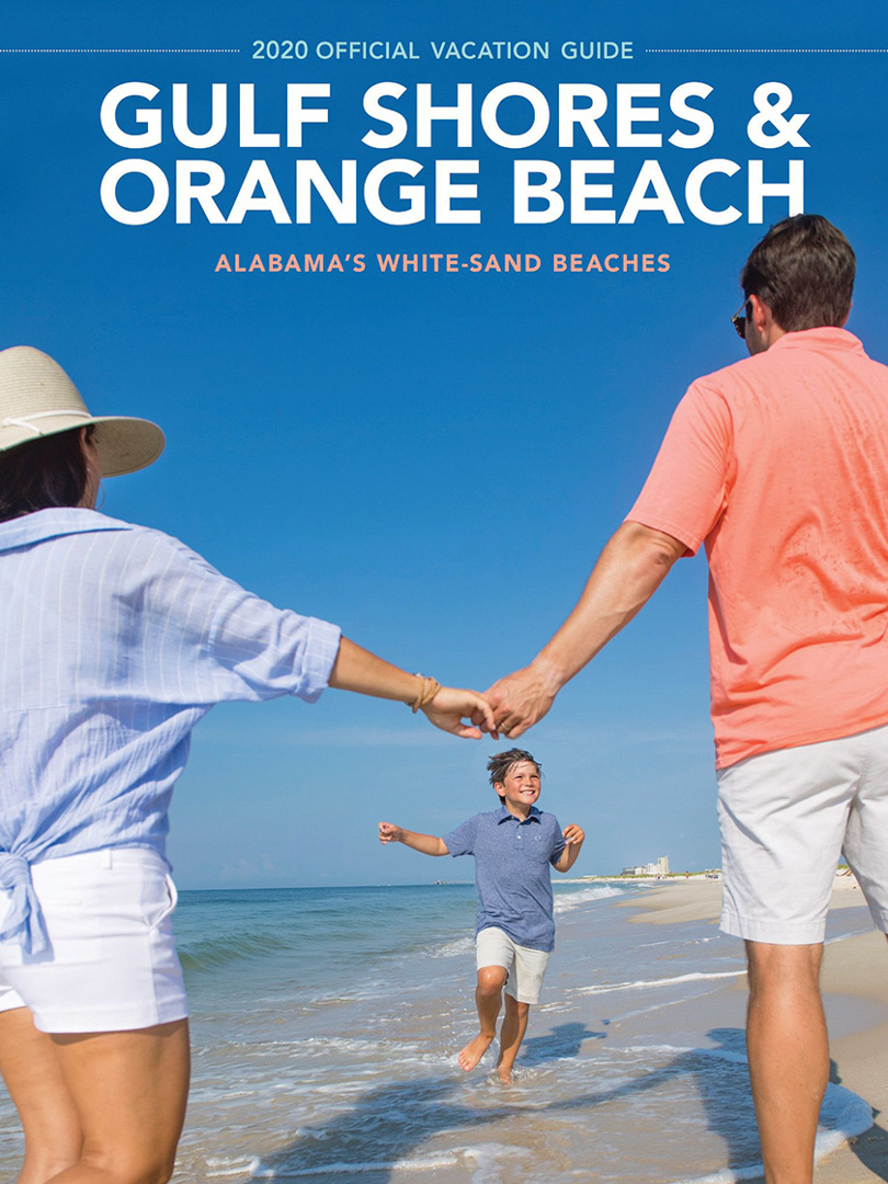 Gulf Shores & Orange Beach Vacation Guide, AL, 2020