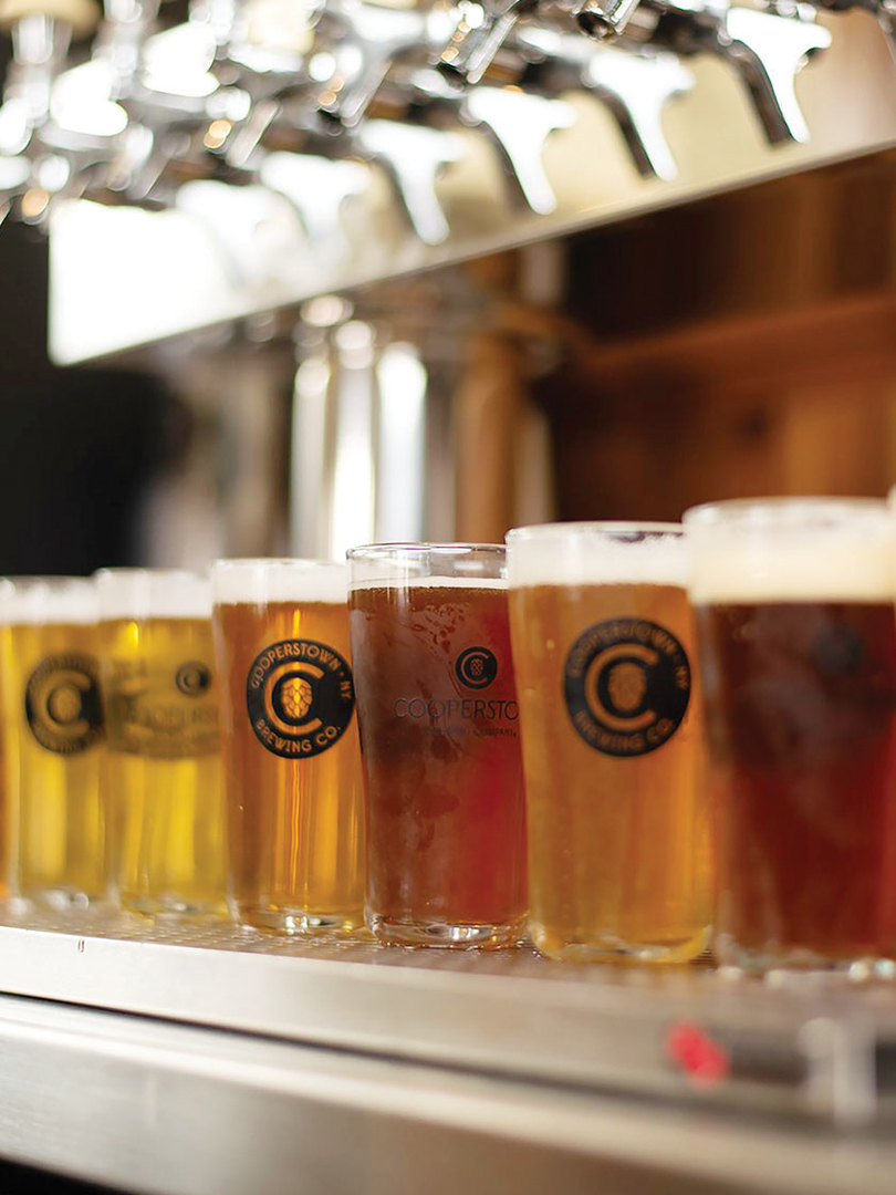 Cooperstown Brewing Co., Cooperstown NY Beverage Trail