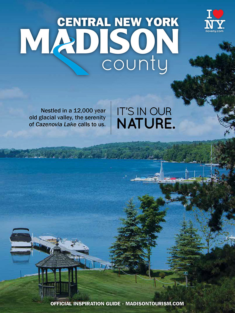 Madison County, Central NY Visitors Guide | Travel Guides