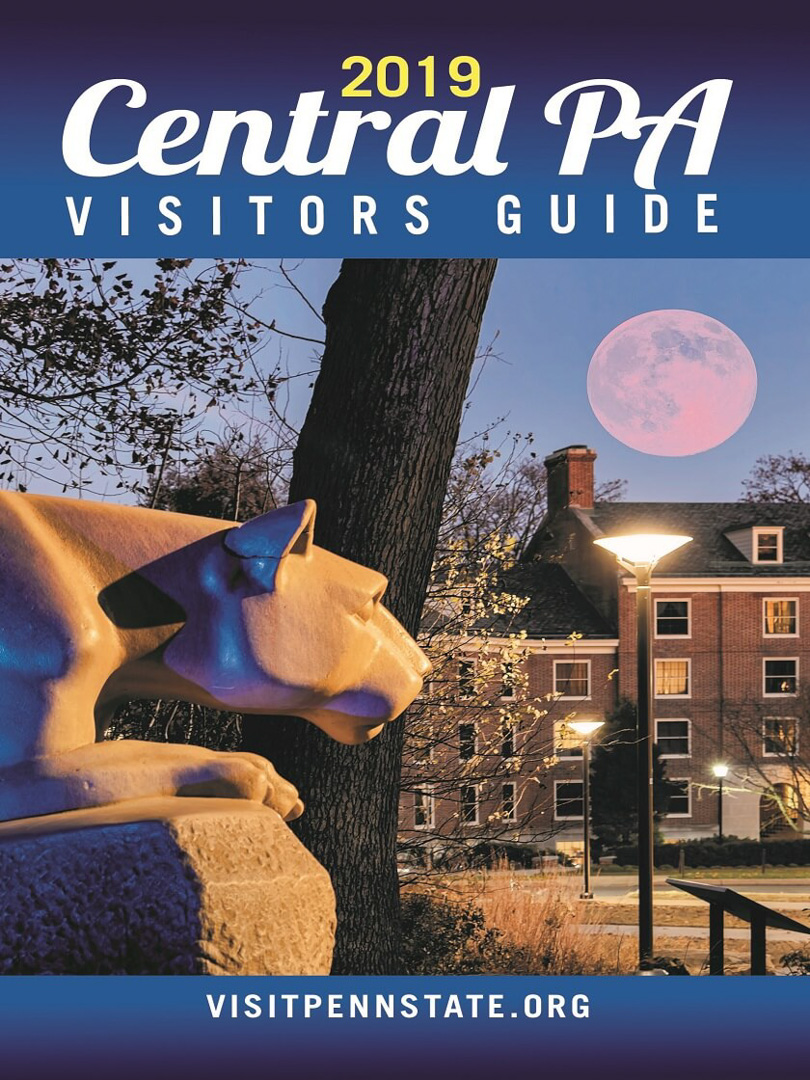 Central Penn Visitors Guide | Travel Guides