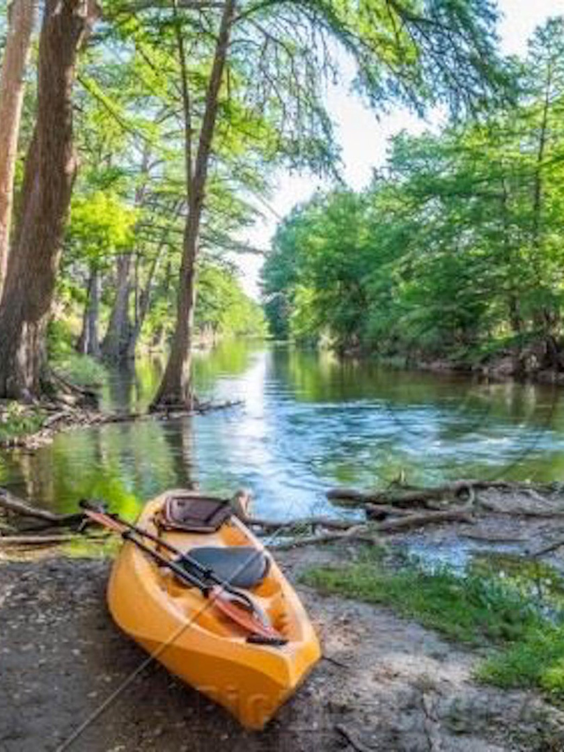 Frio River - Kayaking, Uvalde, TX